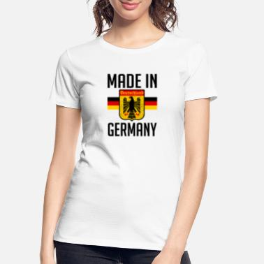 Made In Germany MADE IN 1ASASASA.png - Women's Organic T-Shirt