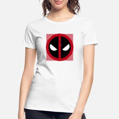 Avenger Geo Deadpool - Women's Organic T-Shirt