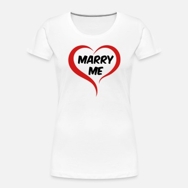 Marry Me - Women's Organic T-Shirt