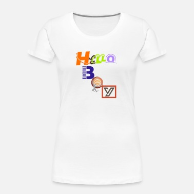 Boys and girl style .. - Women's Organic T-Shirt