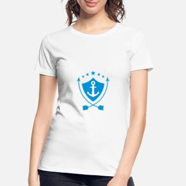 Sailing - Boat - Sailor - Freedom - Women's Organic T-Shirt