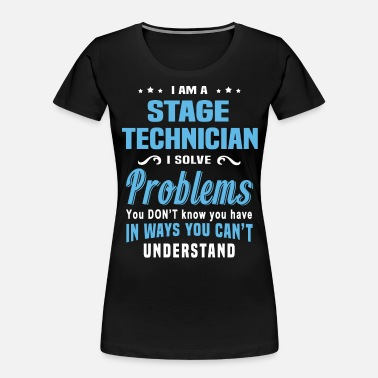 Stage Technician Clothing Stage Technician - Women's Organic T-Shirt