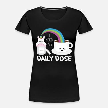 Dose i need my daily dose - Women's Organic T-Shirt