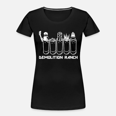 Ranch DEMOLITION - Women's Organic T-Shirt