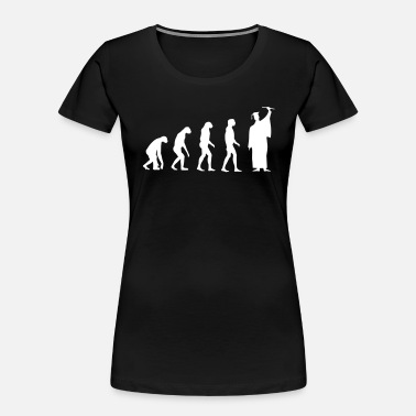Gown Evolved to Graduate - Women's Organic T-Shirt