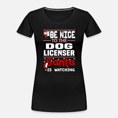 Dog Licenser - Women's Organic T-Shirt