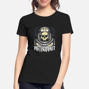 Spacemonster Astronaut Space Skull Spacemonster Gift - Women's Organic T-Shirt