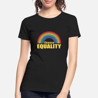 Equality - Women's Organic T-Shirt