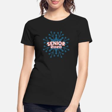 High School Graduate senior 2020 - Women's Organic T-Shirt