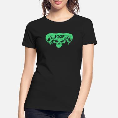 Esp Guitars Esp Guitars 7 - Women's Organic T-Shirt