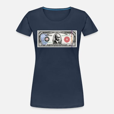 Currency Pooty Currency parody - Women's Organic T-Shirt
