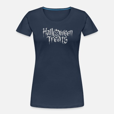 Crypt Halloween Treats - Women's Organic T-Shirt