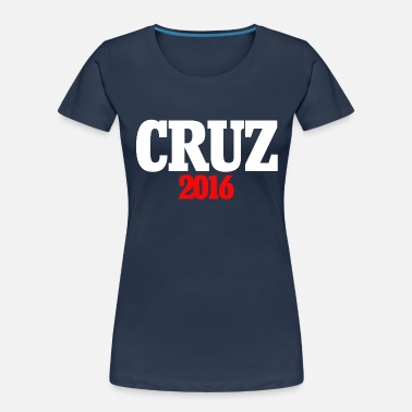 Ted Cruz Ted Cruz 2016 - Women's Organic T-Shirt