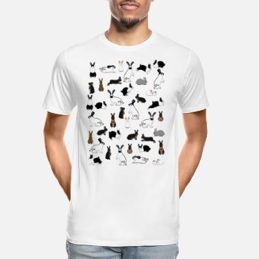 Bunny bunnies - Men's Organic T-Shirt