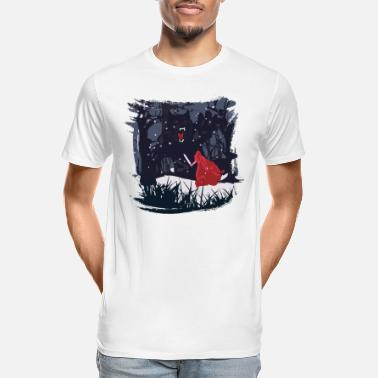 Little Red Riding Hood Little Red Riding Hood - Men's Organic T-Shirt