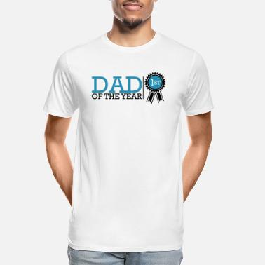 Dad Of The Year Dad Of The Year - Men's Organic T-Shirt