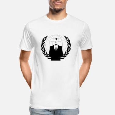 Anonymous Anonymous - Men's Organic T-Shirt