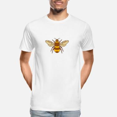 Bumble Bee Bumble Bee Icon - Men's Organic T-Shirt