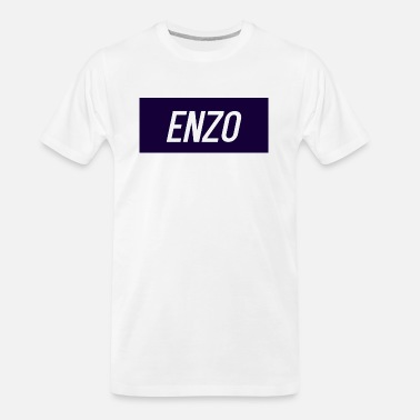 Enzo TechedTerror Merch - Men's Organic T-Shirt