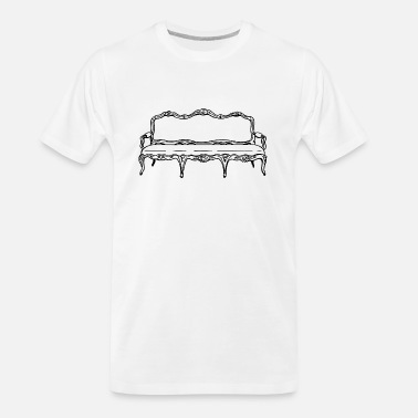 Sofa Sofa - Men's Organic T-Shirt