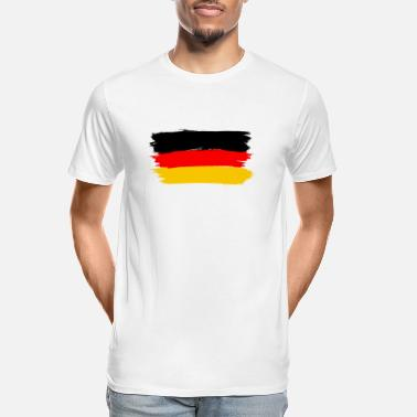Flag Of Germany flag of germany - Men's Organic T-Shirt