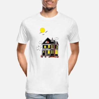 halloween house of the dead - Men's Organic T-Shirt