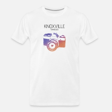 Knoxville Camera Knoxville - Men's Organic T-Shirt