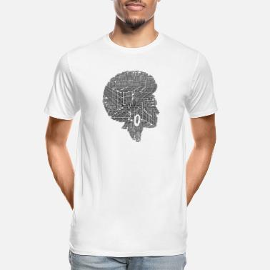 Black Is Beautiful Black Is Beautiful II Black - Men's Organic T-Shirt