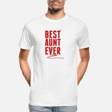 This Is What An Awesome Cancer Survivor Looks Like BEST AUNT EVER - Men's Organic T-Shirt