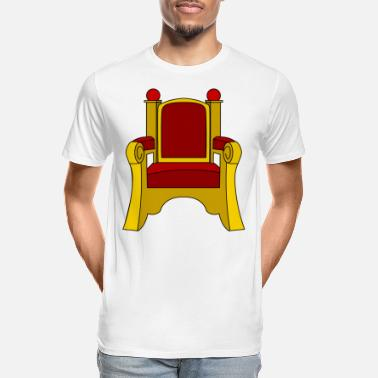 Throne Throne - Men's Organic T-Shirt