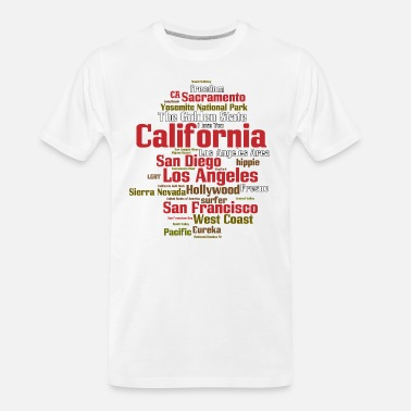 California golden state Cali République Apparel tshirt sait Tide Fashion jeu Hot
