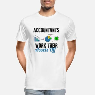 Assets Accountants assets - Men's Organic T-Shirt