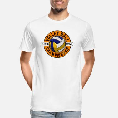 Beachball Volleyball | Beachball | Beachvolleyball - Men's Organic T-Shirt