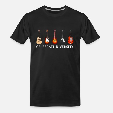 Guitar Player Guitar Player Guitarist - Men's Organic T-Shirt