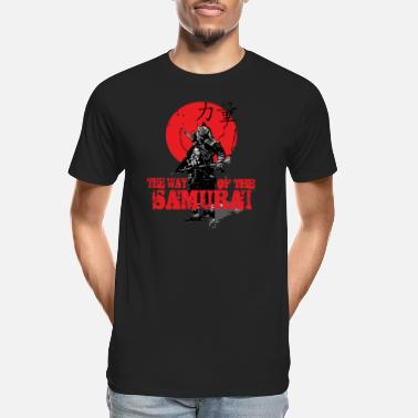 Japanimation the way of the samurai - Men's Organic T-Shirt