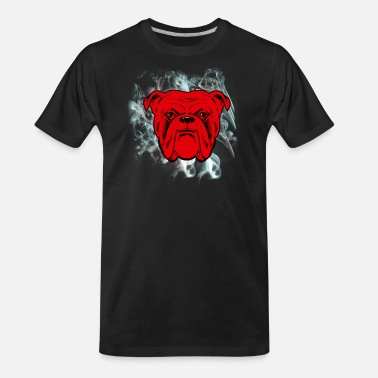 Red Red Dog Beer - Men's Organic T-Shirt