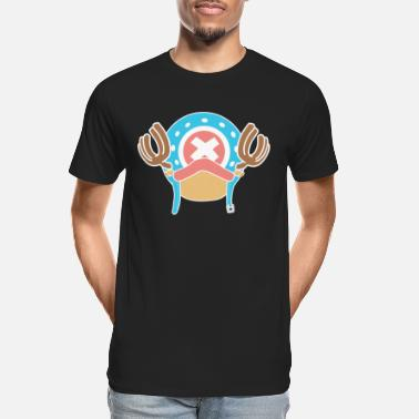 Tony Chopper Chopper Face - Men's Organic T-Shirt
