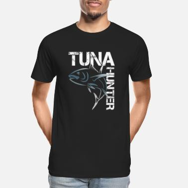 Fisherman Tuna Fishing - Men's Organic T-Shirt