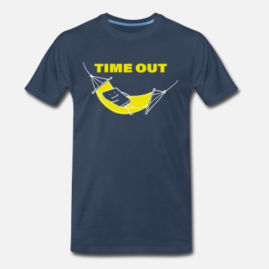 TIME OUT - Men's Organic T-Shirt