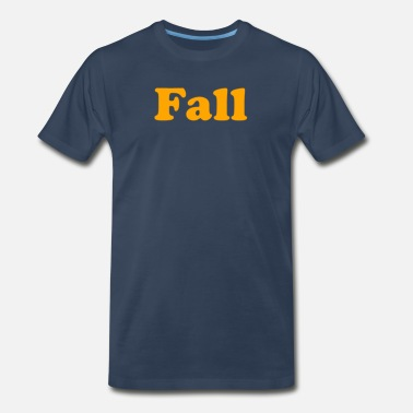 Fall Of The Wall Fall - Men's Organic T-Shirt