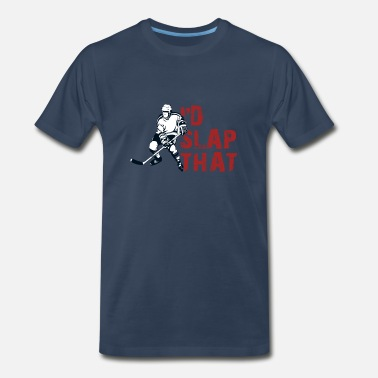 Attack Hit Hit Hard - Men's Organic T-Shirt