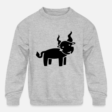 Capricorn - Kids' Crewneck Sweatshirt