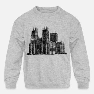 Cathedral Cathedral - Kids' Crewneck Sweatshirt