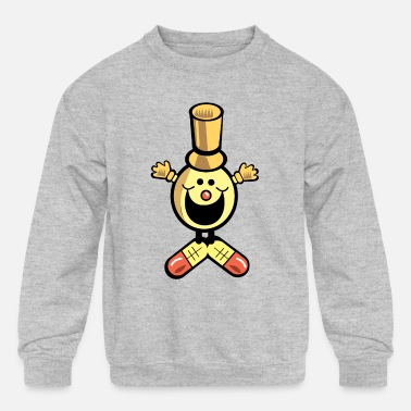 Toy toy - Kids' Crewneck Sweatshirt