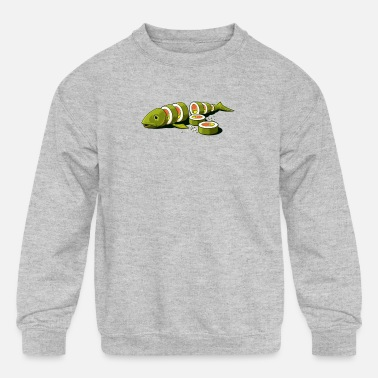 Endangered Endangered Species - Kids' Crewneck Sweatshirt
