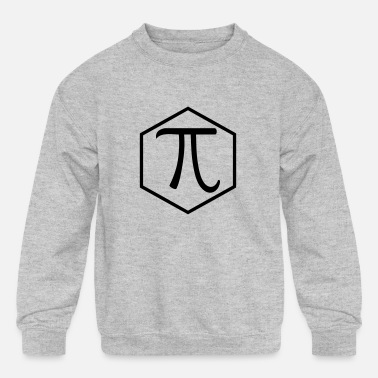 Pi - Kids' Crewneck Sweatshirt