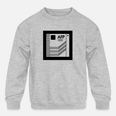 Convocation SciFi Panel - Kids' Crewneck Sweatshirt