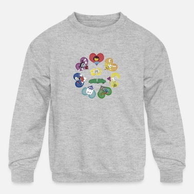 Undertale UNDERTALE GAMES - Kids' Crewneck Sweatshirt