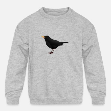 Blackbird Blackbird - Kids' Crewneck Sweatshirt