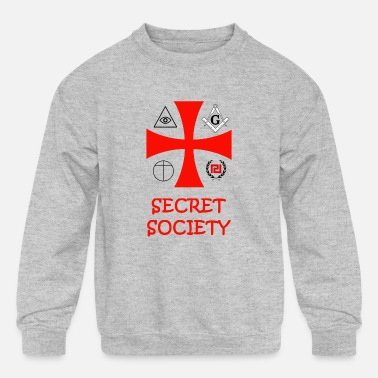 Secret Society Secret Society - Kids' Crewneck Sweatshirt